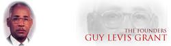 Founder Guy Levis Grant