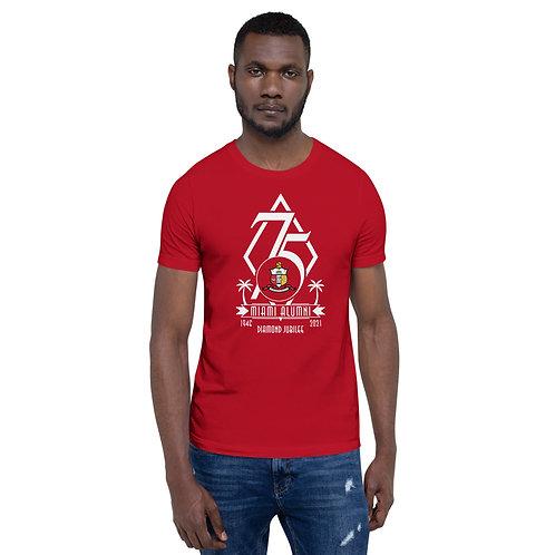 Short-Sleeve Unisex T-Shirt (Red)