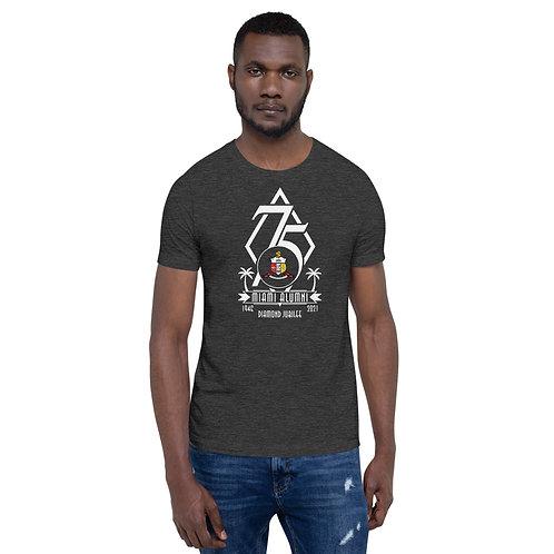 Short-Sleeve Unisex T-Shirt (Dark Gray)
