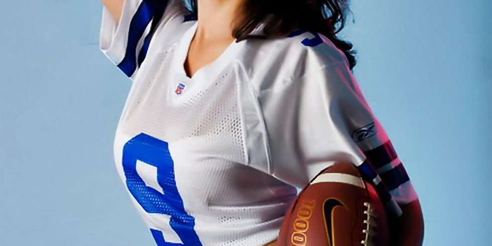 Football Jersey Party