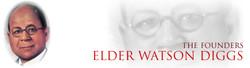 Founder Elder Watson Diggs