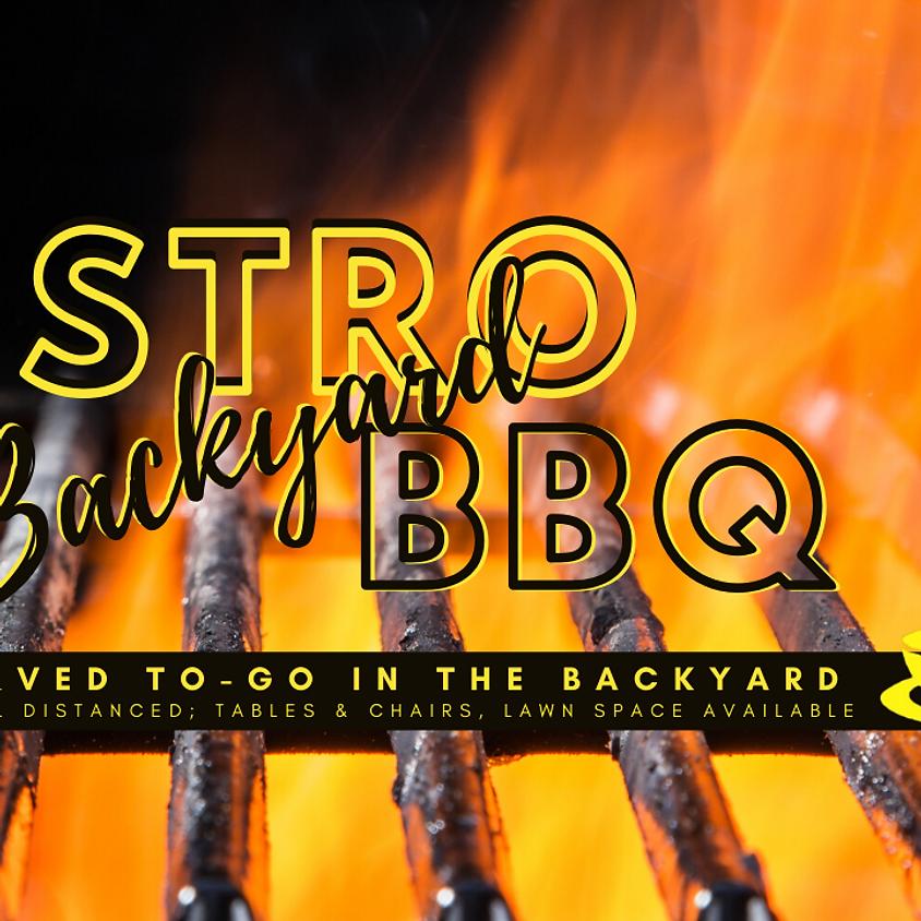 Backyard BBQ - featuring Stevnot Wines