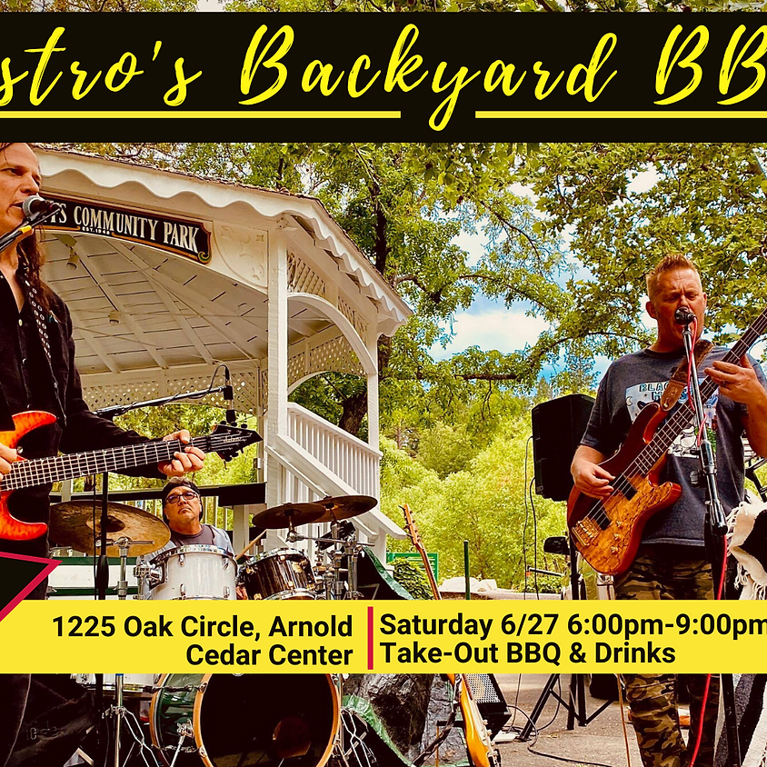 Backyard BBQ - Brian Jirka & The Star Dogs