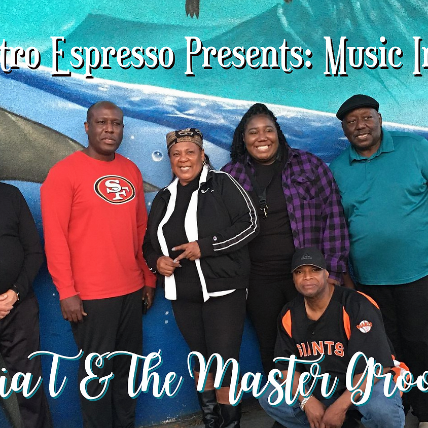 Music In The Park with Gloria T & The Master Groovers