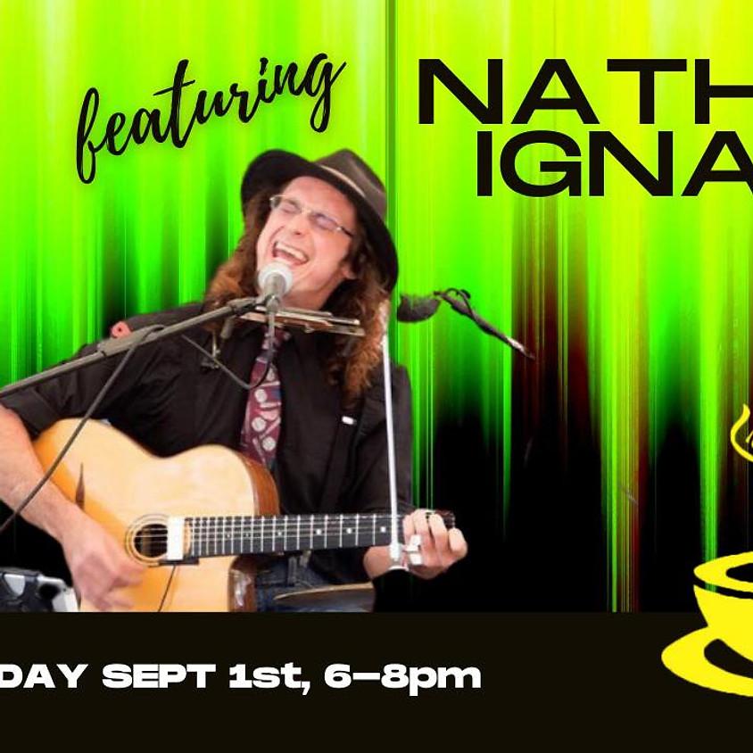 Taco Tuesday featuring Nathan Ignacio!