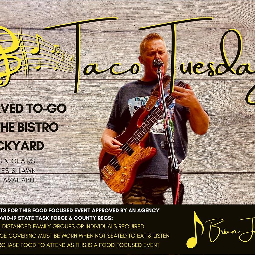 TACO TUESDAY - MUSIC ACCOMPANIMENT