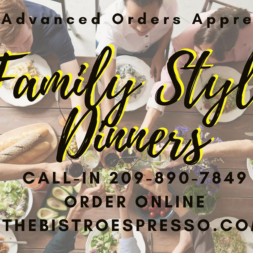 #FamilyFriendlyFriday Dinner Night