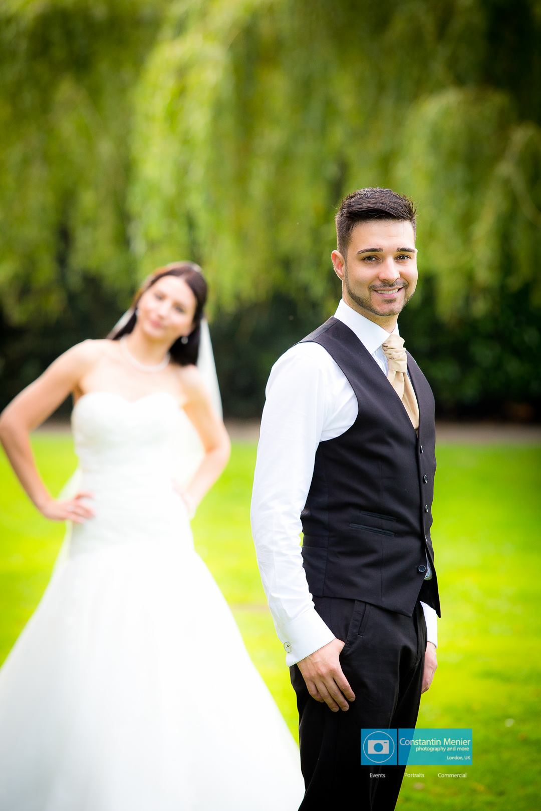 Wedding Photographer Stanmore