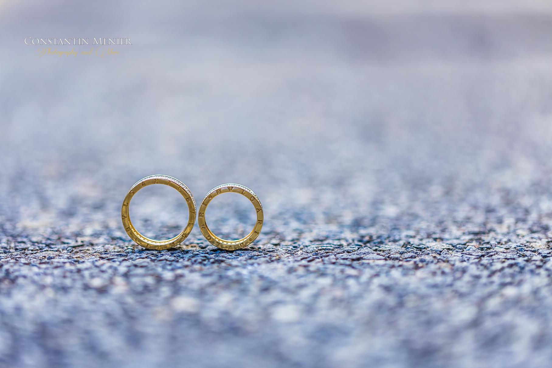 Wedding by Rings