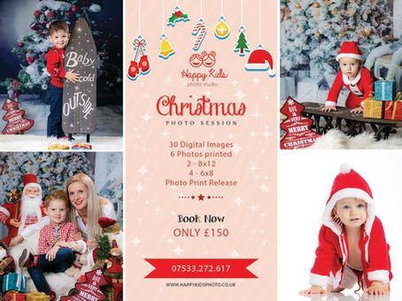 Christmas Photo Sessions