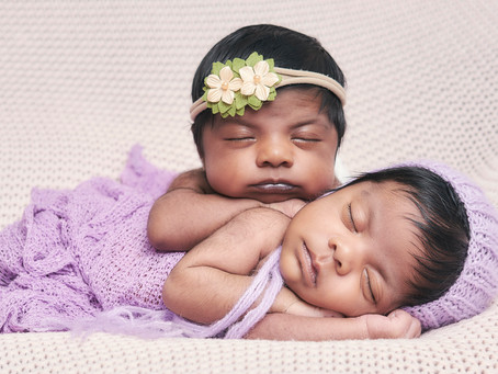 How long does a newborn photography session take?
