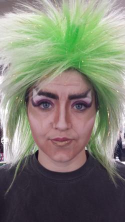 Glam Jareth with Wig