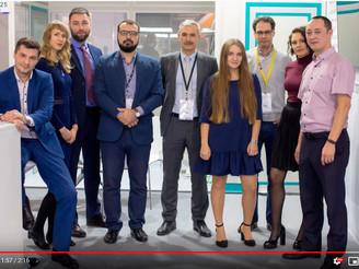 """Видеоролик с выставки """"Pharmtech & ingredients-2019"""""""