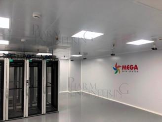 Производство конструкций для дата-центра торгово-развлекательного центра