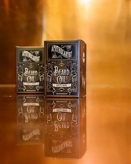 Beard oil vanilla & mango