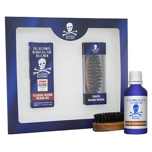 The Bluebeards Revenge Beard Grooming Gift Set
