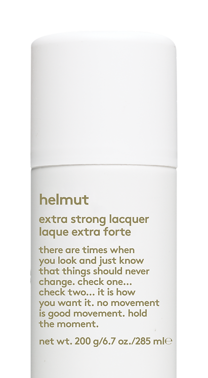 Helmut Extra Strong Laquer