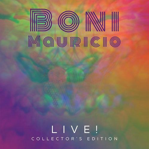 LIVE Collector's Edition | Boni Mauricio