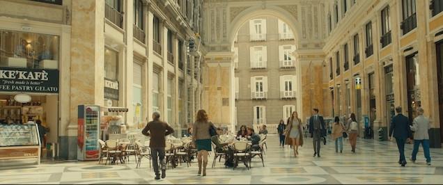 On Set - Galleria Umberto I