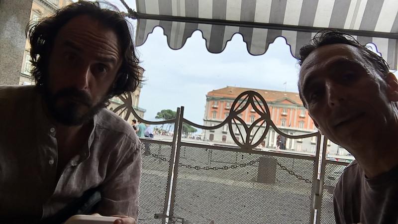 Marco and Ettore @Gambrinus