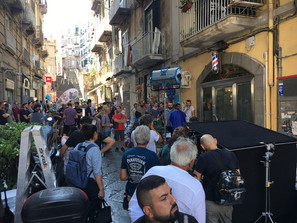 On Set - Streets of Naples