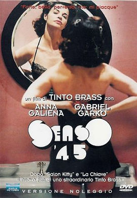 "Senso 45 - remake of Luchino Visconti's ""Senso'45"""