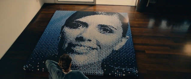 Serena Rossi by Rubik Cubes