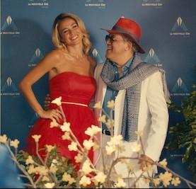 Diletta Leotta and Gianni Ferreri