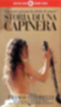 Storia di una capinera - Poster