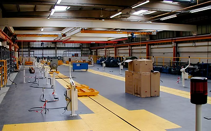 Factory-Flooring-assembly-line