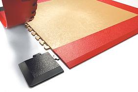 WALA-Clip-Platte mit Ecke und Antritt 2.