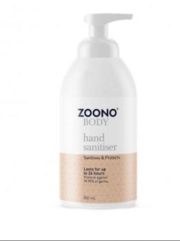 Zoono GermFree24 Microbe Hand Sanitizer 500ml