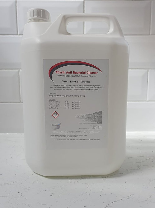 Powerful Bactericidal Multi-Purpose Cleaner