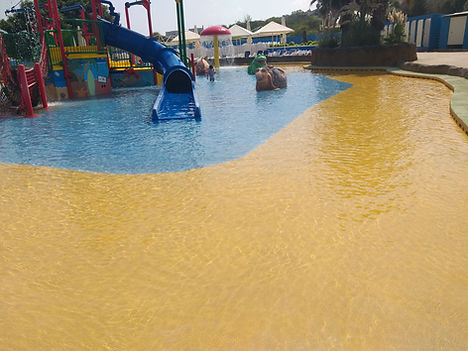 Anti Slip for Pools
