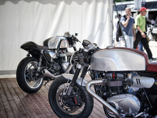 A recap of Cafe Racer Festival 2017