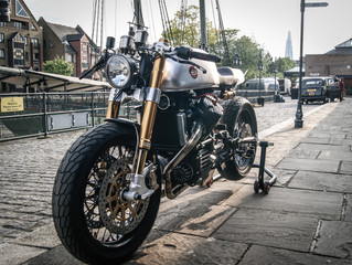 BT-01 at the Bike Shed London