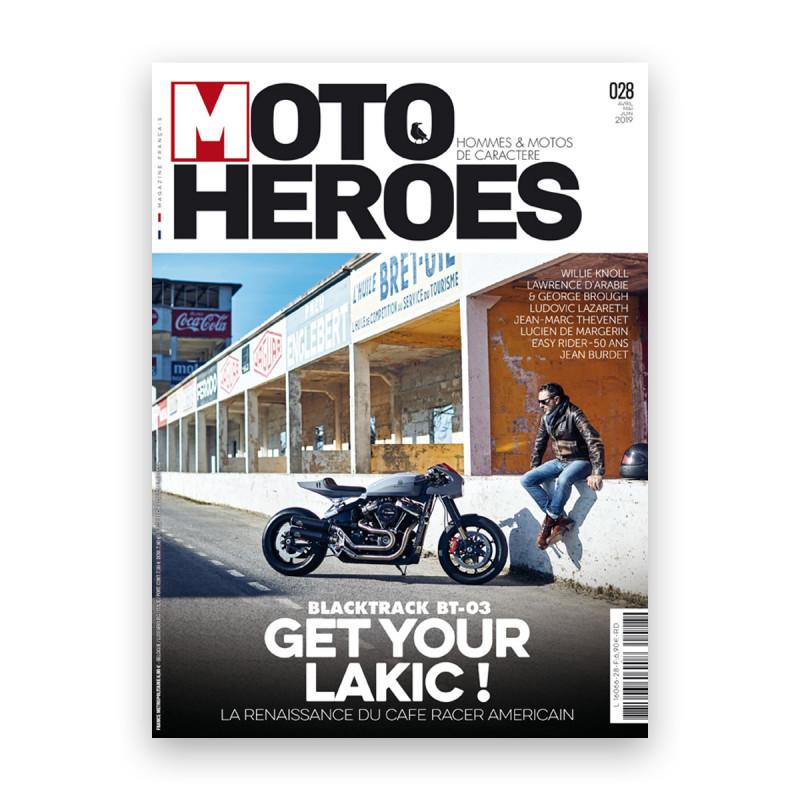 MOTO HEROES MAGAZINEA