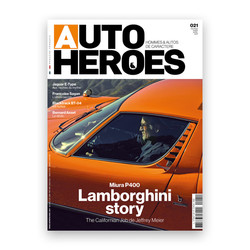 AUTO HEROES MAGAZINE