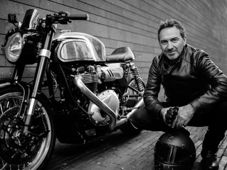 Our founder in a candid interview about the process of building BT02 Thruxman