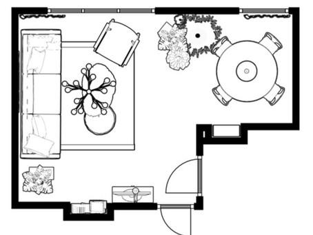 EEN TOTAALPLAN MAKEN - DEEL 2 | De meubelindeling