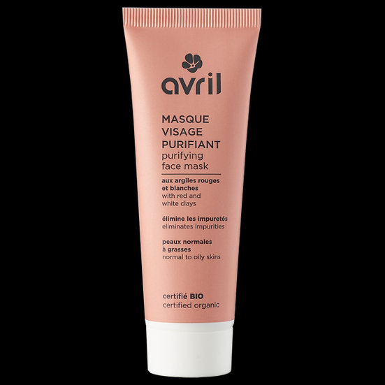 MASQUE PURIFIANT AVRIL