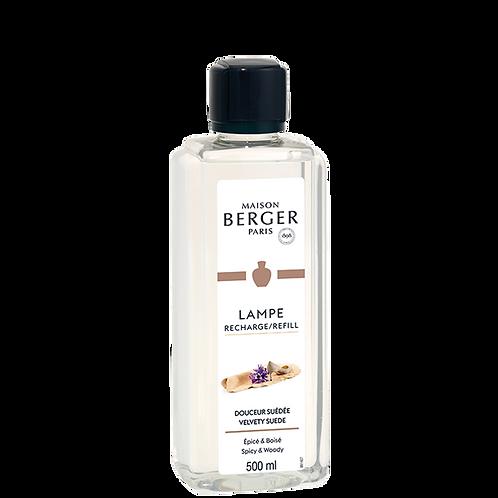 Parfum douceur suédée 500ml