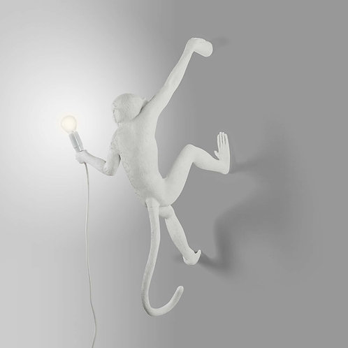 The Monkey Lamp  Hanging Version Droite