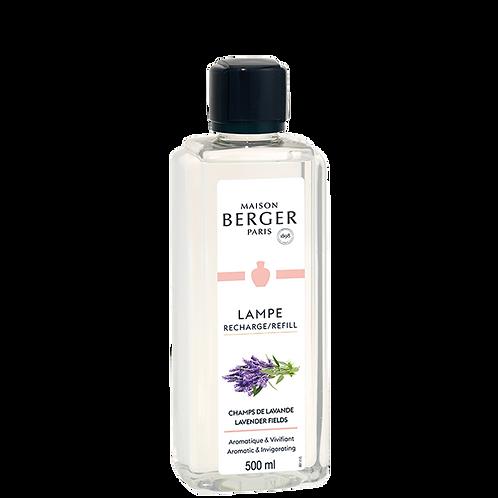 Parfum champs de lavande 500ml