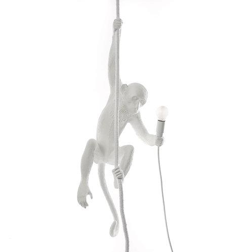 Lampe SELETTI Monkey Ceiling White