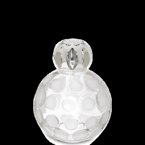 Lampe Sphère Givrée