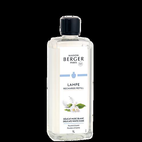 Parfum délicat musc blanc 1l