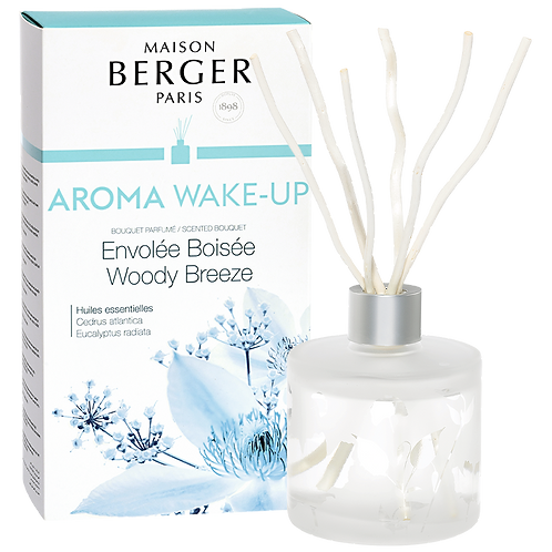 Bouquet parfumé Aroma Wake-up