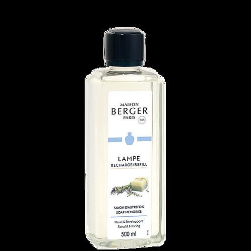 Parfum savon d'autrefois 500ml