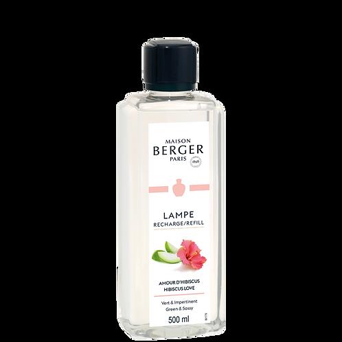 Parfum amour d'hibiscus 500ml